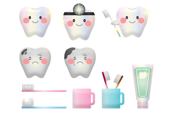 zubi-lecenje-pranje-zuba-nega-zuba-crtez